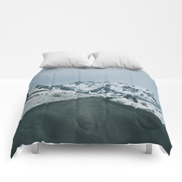 Denali Drives Comforters