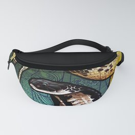 Indo-Chinese Spitting Cobra Fanny Pack