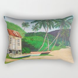 Beach House Rectangular Pillow