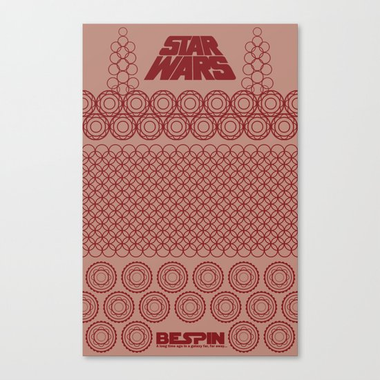 Star Wars- Bespin Canvas Print