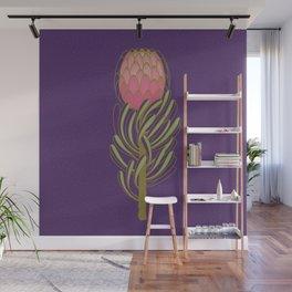Protea Flower Wall Mural