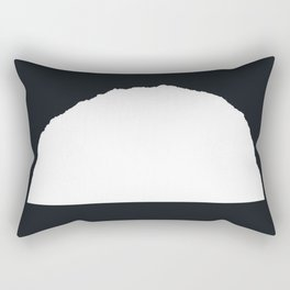 Paper Moon Rectangular Pillow