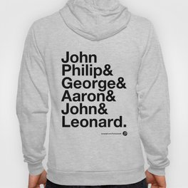 American Composers v2 Hoody