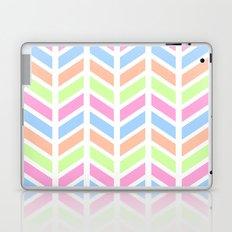 SPRING CHEVRON 3 Laptop & iPad Skin