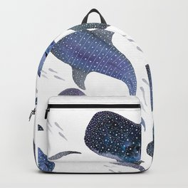 Whale Shark Pattern Party Backpack