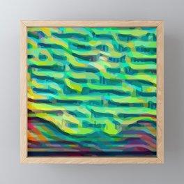 Trek #2 Framed Mini Art Print
