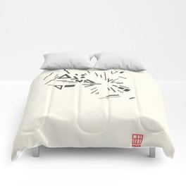 Composition #6 2016 Comforters