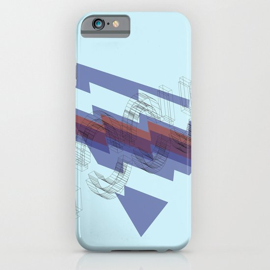Can't Focus iPhone & iPod Case