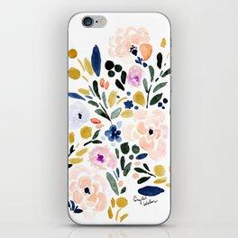 Sierra Floral iPhone Skin