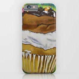 DonutCupcake iPhone Case