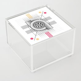 Turbo engine Acrylic Box