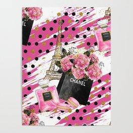 Fashion Paris #1 Poster