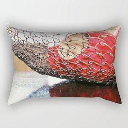 Basket Rectangular Pillow