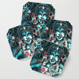 Goddess Kali Coaster
