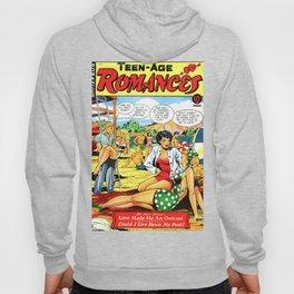 Teen romance 1950's style Hoody