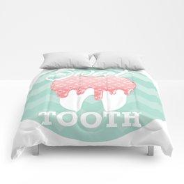 Sweet Tooth Comforters