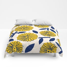 Floral_blossom Comforters