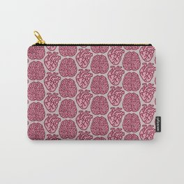 Pink Matter Carry-All Pouch