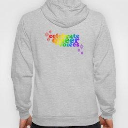 Celebrate Queer Voices! Hoody