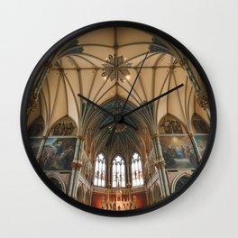 Cathedral of St. John the Baptist - Savannah Wall Clock