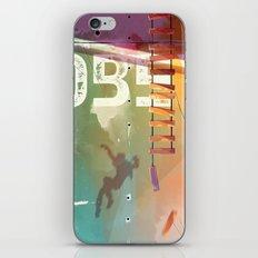 The Escape iPhone & iPod Skin