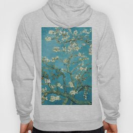 Almond Blossoms by Vincent van Gogh Hoody
