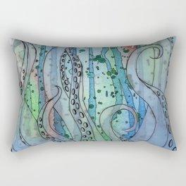 The Beast Below Rectangular Pillow
