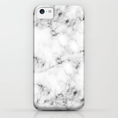 Real Marble Slim Case iPhone 5c