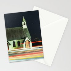 Passing by Religion Stationery Cards