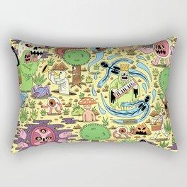 Ghost World Rectangular Pillow