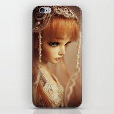 Timeless Beauty iPhone & iPod Skin