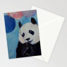 Panda Party Stationery Cards