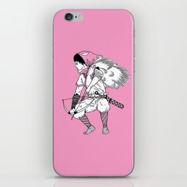 Princess Mononoke - Ashitaka iPhone Skin