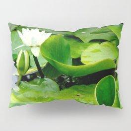 Waterlily #2 Pillow Sham