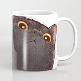 cat : huuh Coffee Mug