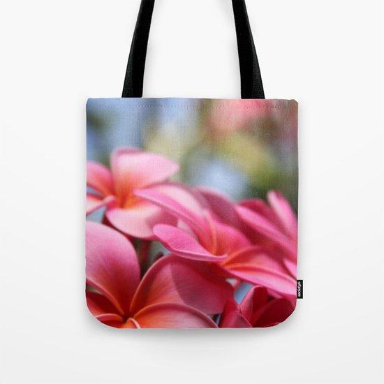 He Pua Lahaole Ulu Wehi Aloha Tote Bag