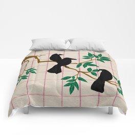 A murder Comforters