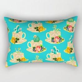 High Tea #society6artprint #buyart Rectangular Pillow