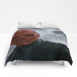 Hail Hydra Comforters