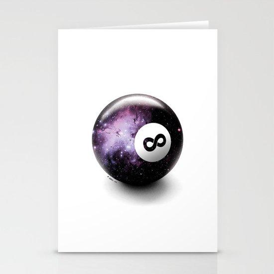 Infinity Shot Stationery Cards