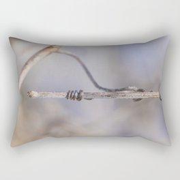 Twisty twig #1 Rectangular Pillow