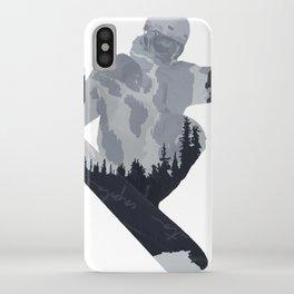 Snowboard Exposure SP | DopeyArt iPhone Case