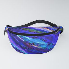 Beneath Blue Waves Fanny Pack