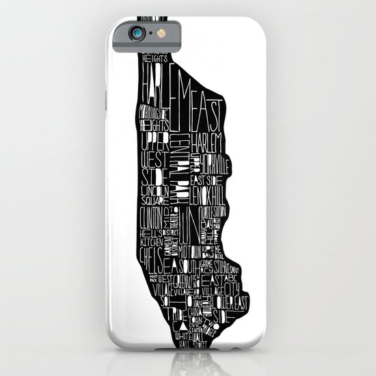 Manhattan iPhone & iPod Case