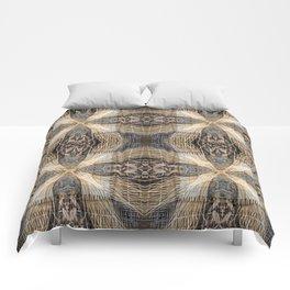 ART OF RURAL LIFE IN RUSTIC NEPAL Comforters