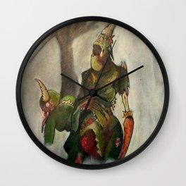 Loyal to the Lord Wall Clock
