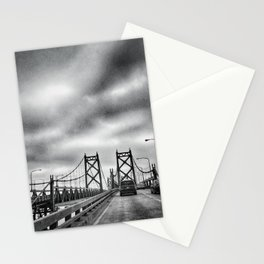 Interstate 74 Bridge - IL/IA Stationery Cards