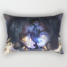 Classic Sylas League of Legends Rectangular Pillow