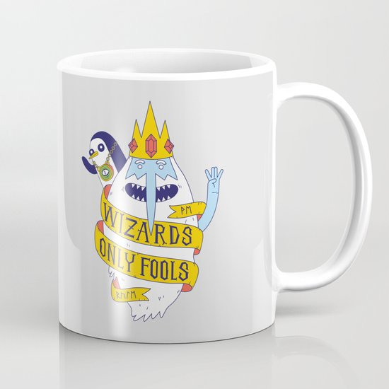 Wizards Only Fools Mug