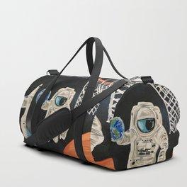 Space Games Duffle Bag